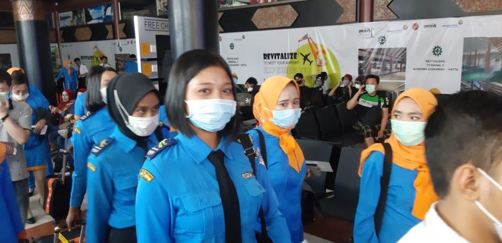 dampak virus corona pada kegiatan praktek terbang pspp ke singapura